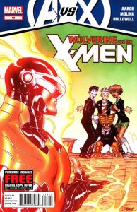 Wolverine and the X-Men #18 (2012)
