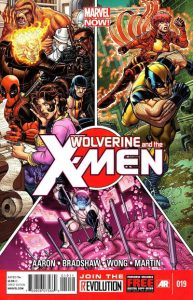 Wolverine and the X-Men #19 (2012)