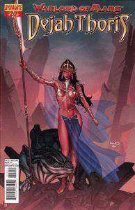 Warlord of Mars: Dejah Thoris #20 (2012)