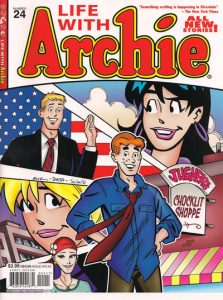 Life with Archie #24 (2012)