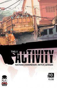 The Activity #10 (2012)