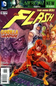 The Flash #13 (2012)