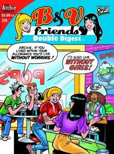 B&V Friends Double Digest Magazine #229 (2012)