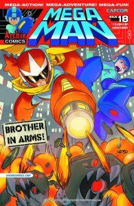 Mega Man #18 (2012)