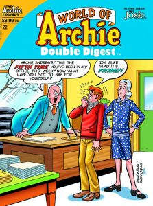 World of Archie Double Digest #22 (2012)