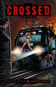 Crossed Badlands #16 (2012)
