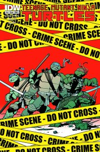 Teenage Mutant Ninja Turtles #15 (2012)
