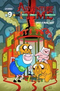 Adventure Time #9 (2012)