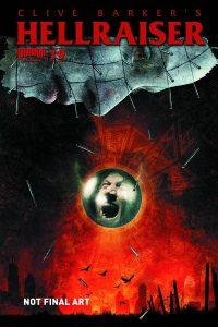 Clive Barker's Hellraiser #19 (2012)