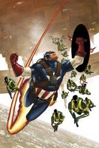 Captain America #18 (2012)