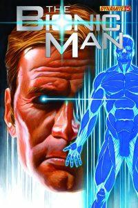 Bionic Man #15 (2012)