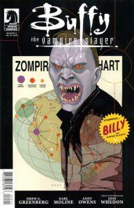 Buffy the Vampire Slayer Season 9 #15 (2012)
