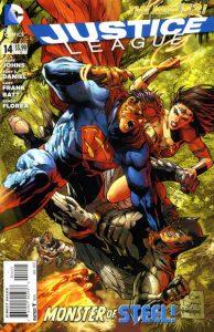 Justice League #14 (2012)