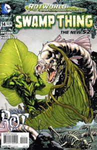 Swamp Thing #14 (2012)