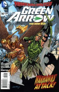 Green Arrow #14 (2012)