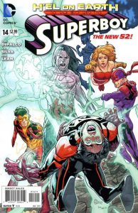 Superboy #14 (2012)