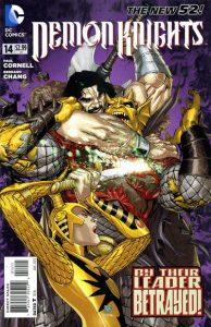 Demon Knights #14 (2012)