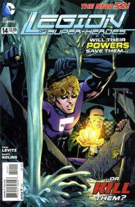 Legion of Super-Heroes #14 (2012)