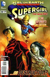 Supergirl #14 (2012)