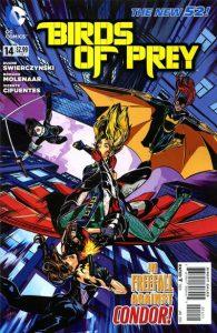 Birds of Prey #14 (2012)