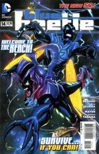 Blue Beetle #14 (2012)