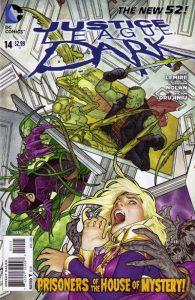 Justice League Dark #14 (2012)