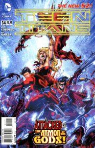 Teen Titans #14 (2012)