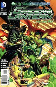 Green Lantern #14 (2012)
