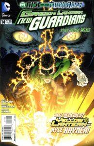 Green Lantern: New Guardians #14 (2012)