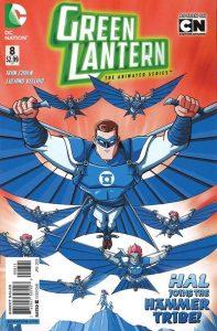 Green Lantern: The Animated Series #8 (2012)