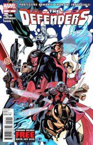 Defenders #12 (2012)