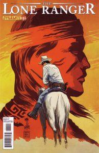 The Lone Ranger #11 (2012)