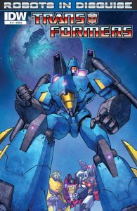 The Transformers: Robots in Disguise #11 (2012)