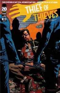 Thief of Thieves #10 (2012)