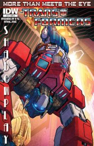 The Transformers: More Than Meets the Eye #11 (2012)
