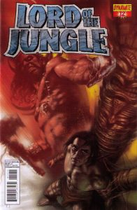 Lord of the Jungle #12 (2012)