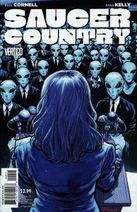 Saucer Country #9 (2012)