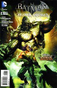 Batman: Arkham Unhinged #8 (2012)
