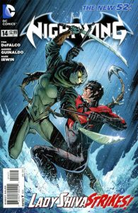 Nightwing #14 (2012)