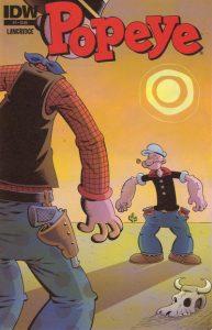 Popeye #7 (2012)