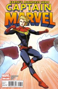 Captain Marvel #7 (2012)