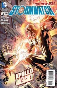 Stormwatch #14 (2012)