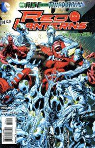 Red Lanterns #14 (2012)