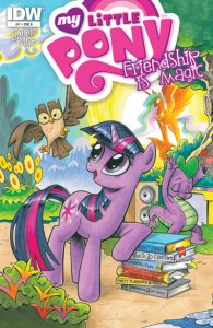 My Little Pony: Friendship Is Magic #1 (2012)