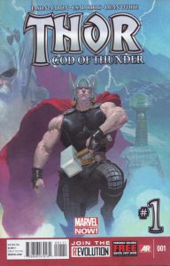 Thor: God of Thunder #1 (2012)