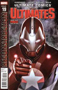 Ultimates #19 (2012)