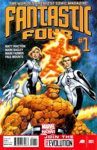 Fantastic Four #1 (2012)