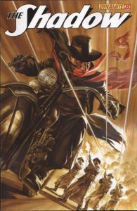 The Shadow #8 (2012)