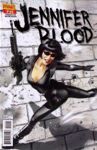Jennifer Blood #21 (2012)