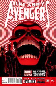 Uncanny Avengers #2 (2012)